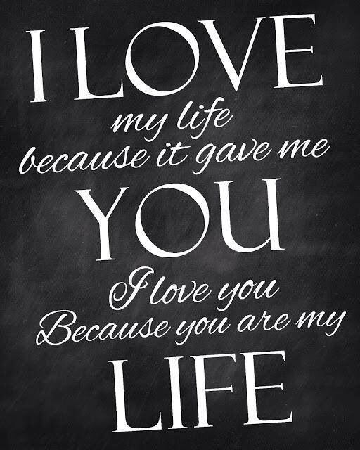 I Love You So Much Quotes For Him Pinterest : love my husband! Happy birthday honey Nice Quotes Pinterest Love ...