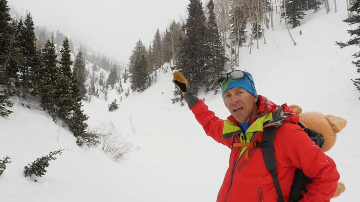 Ski Mountaineering Skills with Andrew McLean - Route Finding on Vimeo