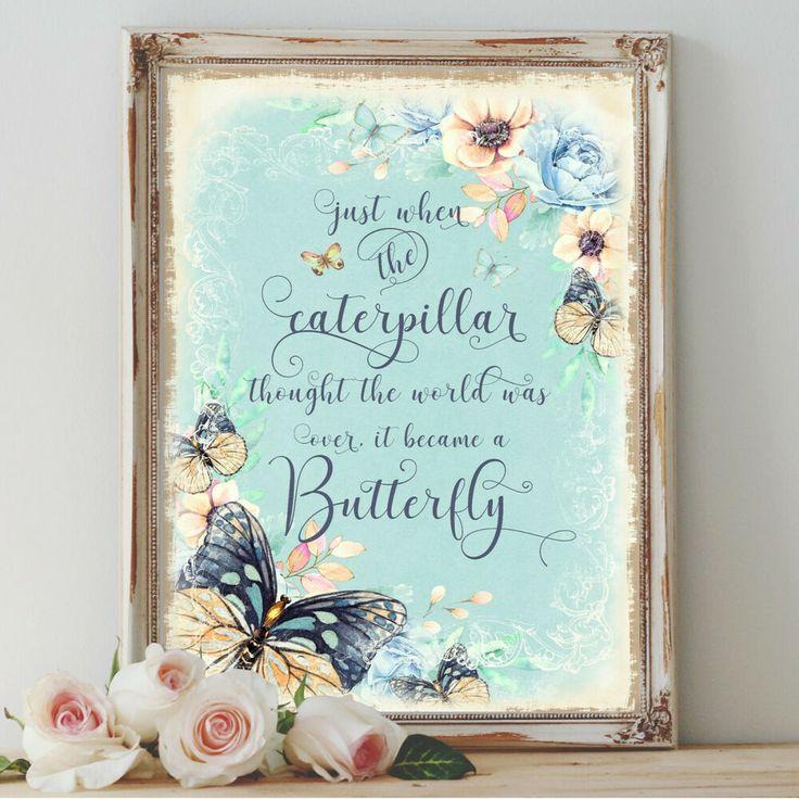 Alice in Wonderland Quote The Hurrier I Go White