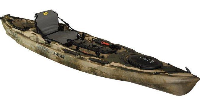Kayak Authority Ocean Kayak Prowler Big Game II Angler Kayak Kayak Waterfowl Hunting