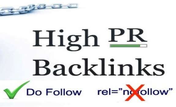 high pagerank backlinks