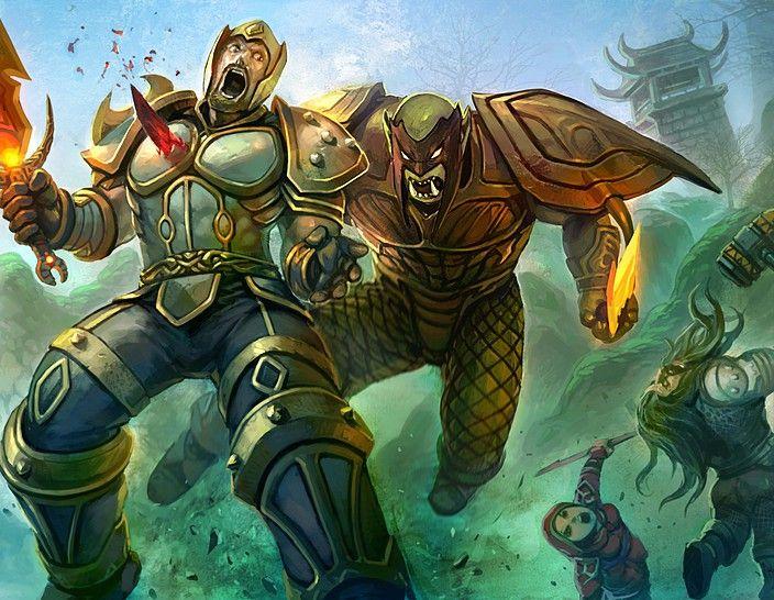 warcraft orc horde - photo #18