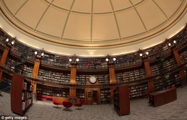 After ten years of planning and over two years of restoration, Liverpool's Central Library is near completion for it's official opening on Friday