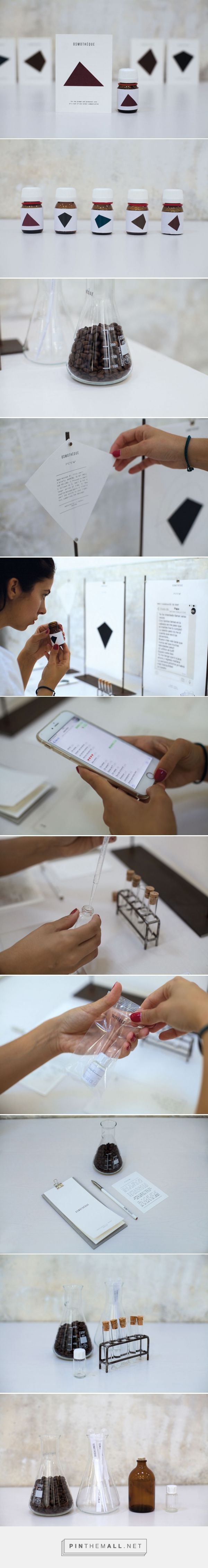 osmothèque laboratory translates whatsapp messages into smells - created via http://pinthemall.net