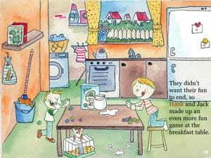 The Worst Parents Ever is a cute story that provides a valuable life lesson for kids, while it also promotes reading at an early age.