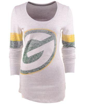 Nike Women's Long-Sleeve Green Bay Packers T-Shirt