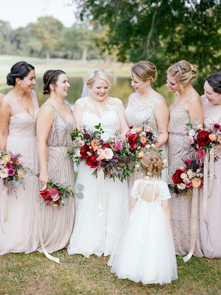 wedding ideas bridesmaids 145 best blush bridesmaid dresses images on 27929