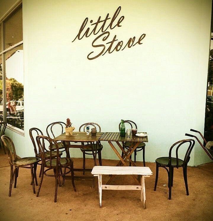 Little Stove, Bicton Great place to eat and drink, quirky and pretty, everyday 7-5, no preservatives or additives http://littlestove.com