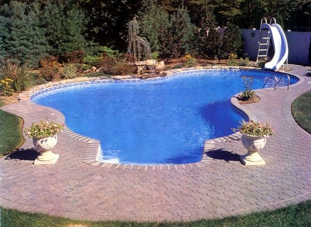 lagoon inground pool swimming - Lagoon Swimming Pool Designs