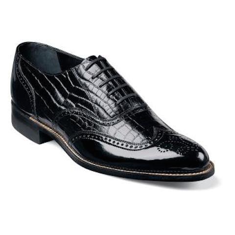 Stacy Adams Dayton. CrocodileMen's ShoesPatent LeatherCouponsSoleConfidenceMen's  FashionCoupon