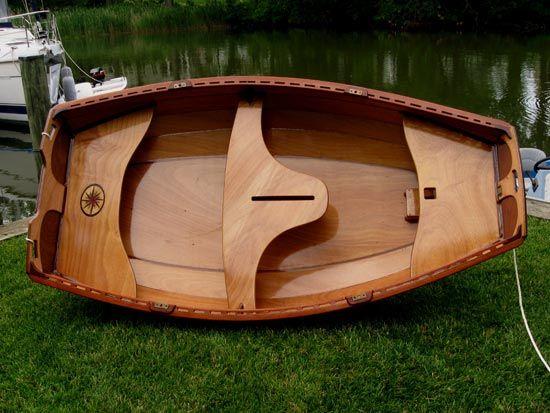 Eastport Pram: Ultra-light Sailing Dinghy That You Can Build!