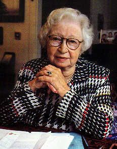 Miep Gies. Anne Frank Protector