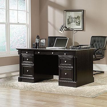 Fresh Sauder Avenue Eight Executive Desk