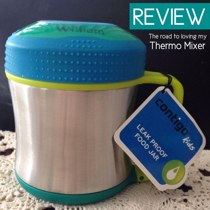 Review: Contigo Thermal/Food Jars