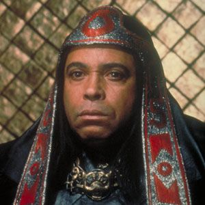 James Earl Jones as Thulsa Doom in Conan The Barbarian