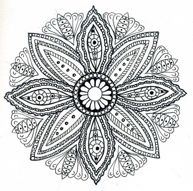 """Free Mandala 