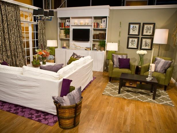 separate seating living room...