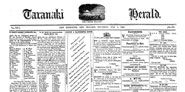 Papers Past - National Library collection of old newspaper clippings.