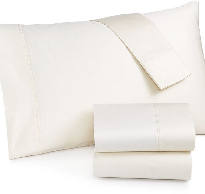 Brookstone Coolmax 350 Thread Count California King Sheet Set Bedding