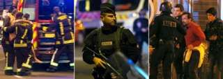 Paris attacks: What happened on the night - BBC News