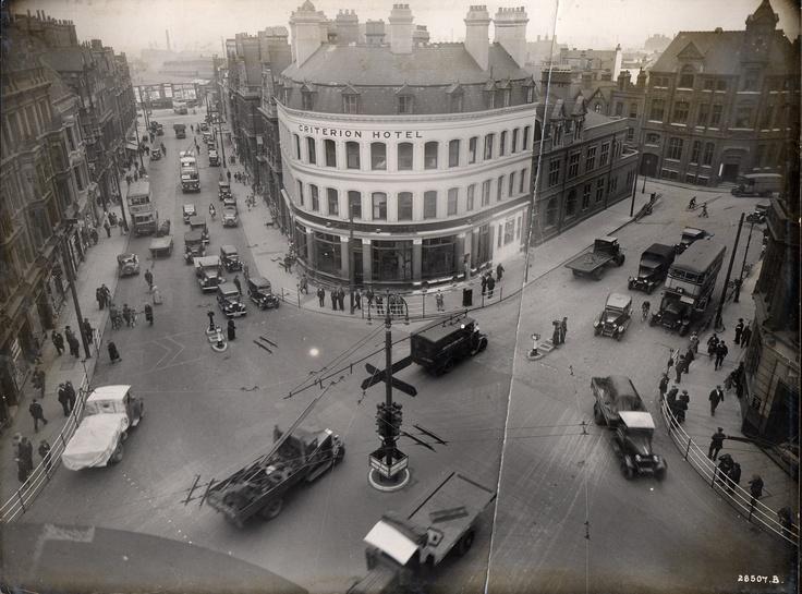 Princes Square, Wolverhampton 1935