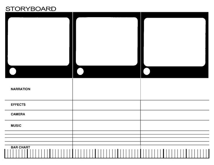 Storyboard Templates - Google Search | Digital Storytelling