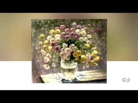 Paintings & Music -  Alexander Yan & Frederic Delarue
