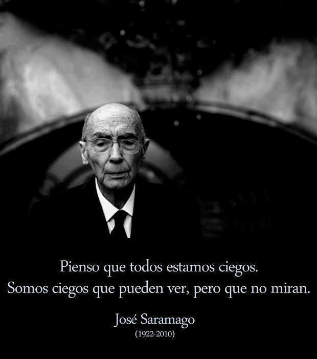 Saramago.