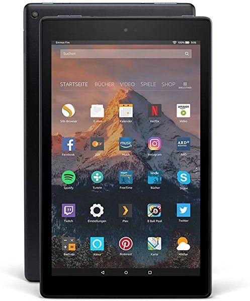 Tablet Mit Alexa