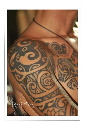 #borneo #tattoos