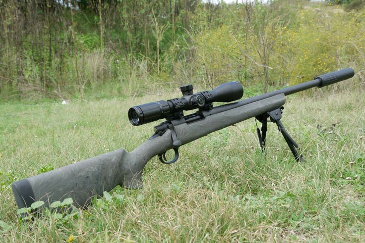 Remington 700 SPS with Supperssor