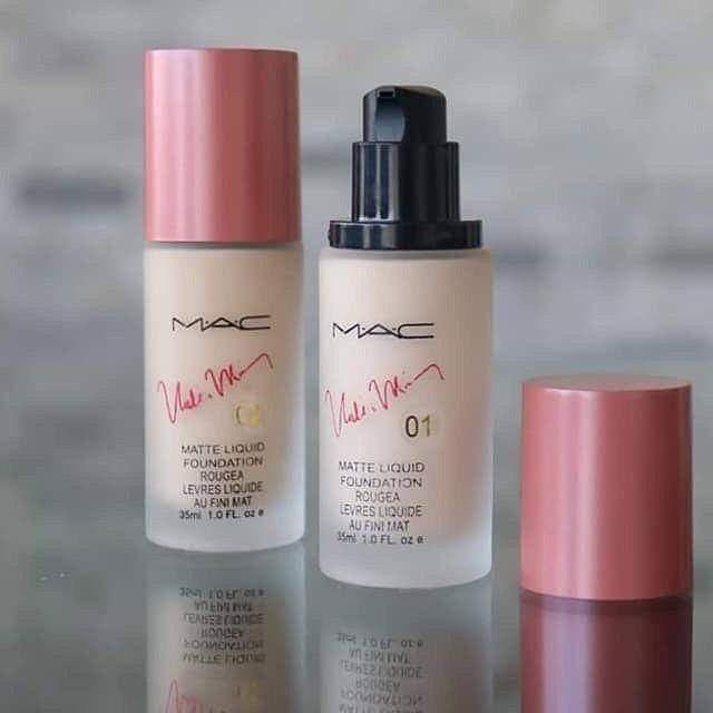 كريم اساس ماك بيجمينت عالي وبيوحد اللون بـ80 جنيها Lipstick Beauty