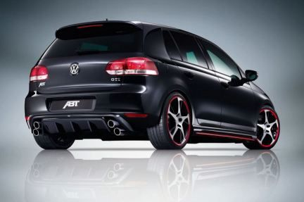 Abt Golf VI GTD 190 HP Tuning Program
