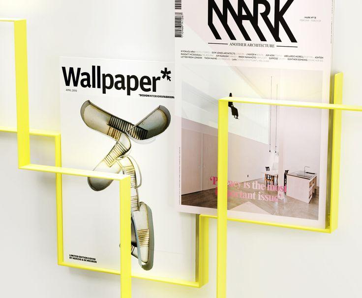 Guidelines van Frederik Roijé is een uniek Dutch design tijdschriftenrek ♥ Officiële dealer ♥ Gratis verzending ♥ 14 dagen retourrecht ☎ +31 30 2540811