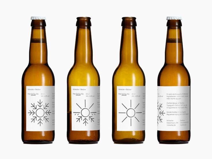 Love this! Bedow — Examples of Work — Packaging, Mikkeller