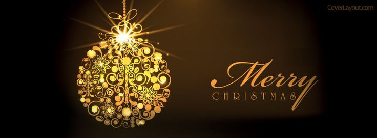 Merry Christmas FB Cover Photos Pics for Timeline