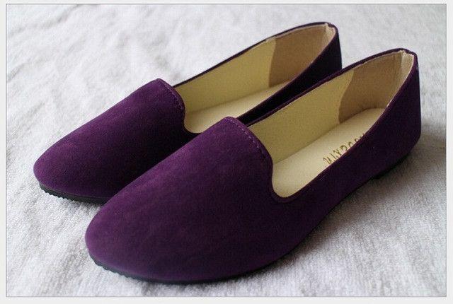 Tendance Chaussures 2017/ 2018 :    Description   Autumn Ladies Shoes Ballet Flats Women Flat Shoes Woman Ballerinas Casual Shoe Chaussure Femme Loafer Zapatos Mujer size 35-43    - #Chausseurs https://madame.tn/fashion/chausseurs/tendance-chaussures-2017-2018-autumn-ladies-shoes-ballet-flats-women-flat-shoes-woman-ballerinas-casual-shoe-c-30/