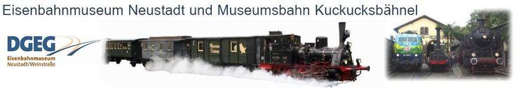 Eisenbahnmuseum Neustadt