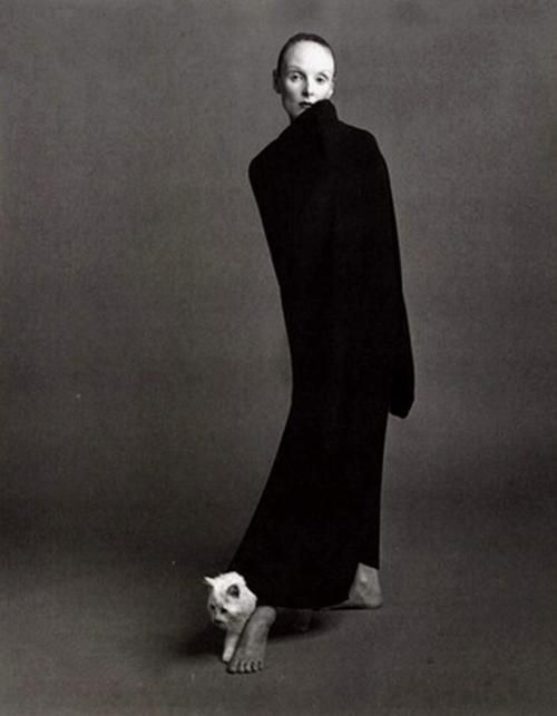 Grace Coddington, Creative Director of American Vogue magazine #icon