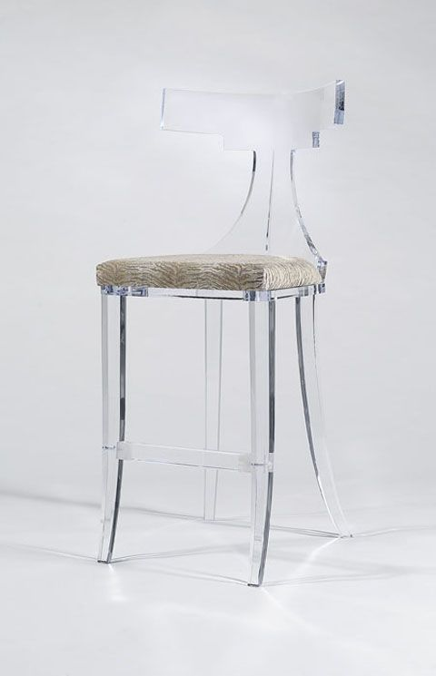 Fantasia Barstool By Shahrooz Art Acrylicfurniture Lucitefurniture Acrylicore Is One Of The Top Lead