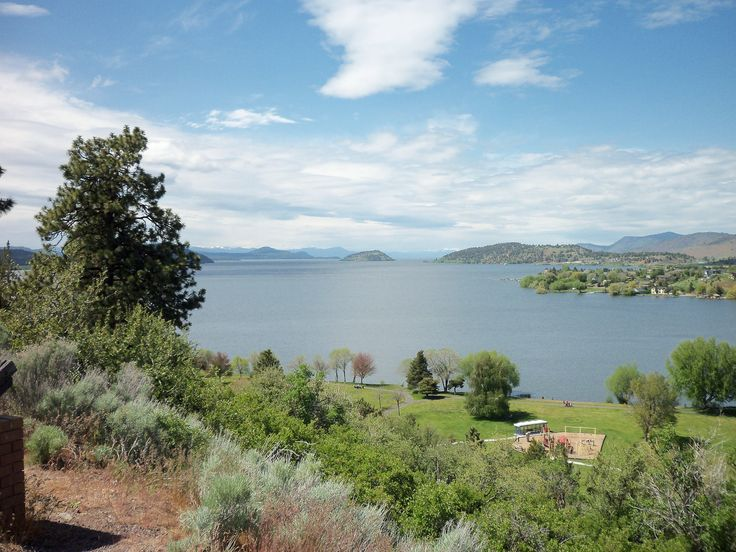 https://flic.kr/p/JK8FJG | Klamath Lake in Summer Time IV By Sherrie D. Larch | This photograph was taken looking over Klamath Lake (in in Southern Oregon) from Moore Park in the peak of summertime when people take their boats and jet skis out and have some summer fun, hoping winter never comes, but sadly it will.