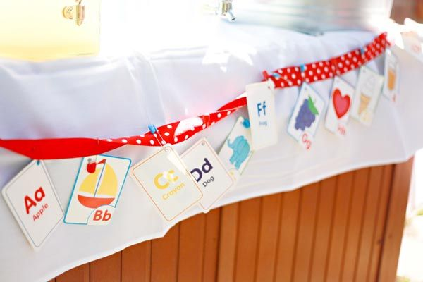 table decore,garland?Shower Iii, Shower Banners, Baby Shower
