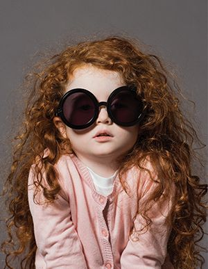 Karen Walker Ad Campaign: Peek-A-Boo Filigree | threebythreeblog.com