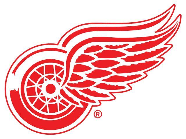 Detroit Red Wings Logo | File:Detroit Red Wings logo.svg