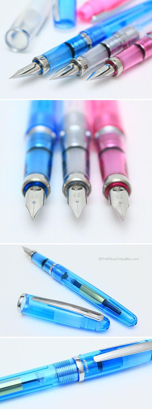 Platinum Cool Fountain Pens