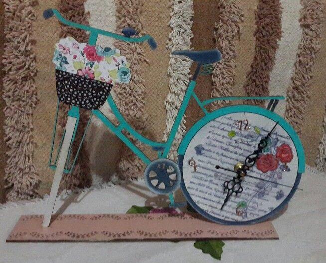 #relojvintage #bicicleta #regalosoriginales