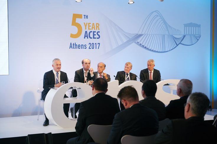 Athens Airport Hosts Senior Aviation, Tourism Executives at 5th 'ACES-Athens'