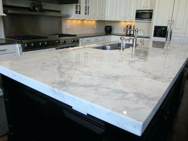 White Quartz Countertops Kitchen Ideas in 2020 (With ...