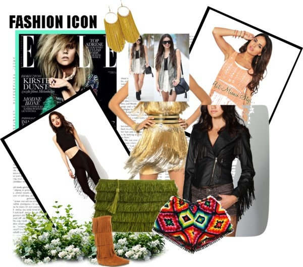 Fringe Fad By Taylor Fields On Polyvore Trend Forecasters Need To Know The Difference Between