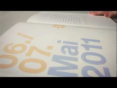 Solar Annual report-Powered by the sun..won Cannes Design Grand Prix &